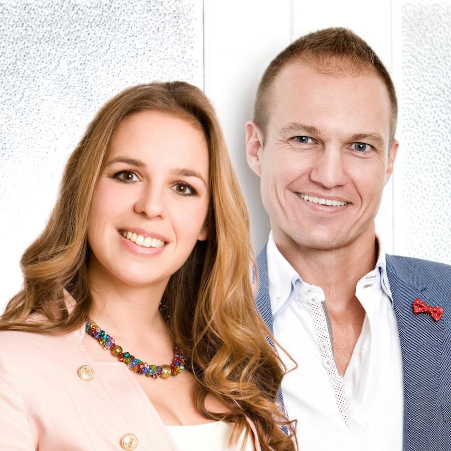 Simona Mištíková a Pavol Cvik